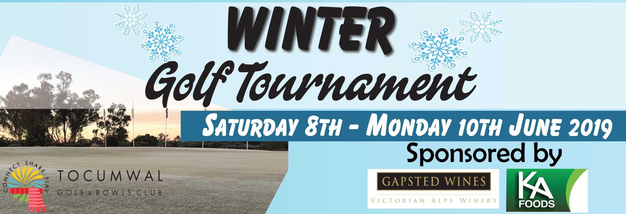 Winter-Golf-tournament-Banner