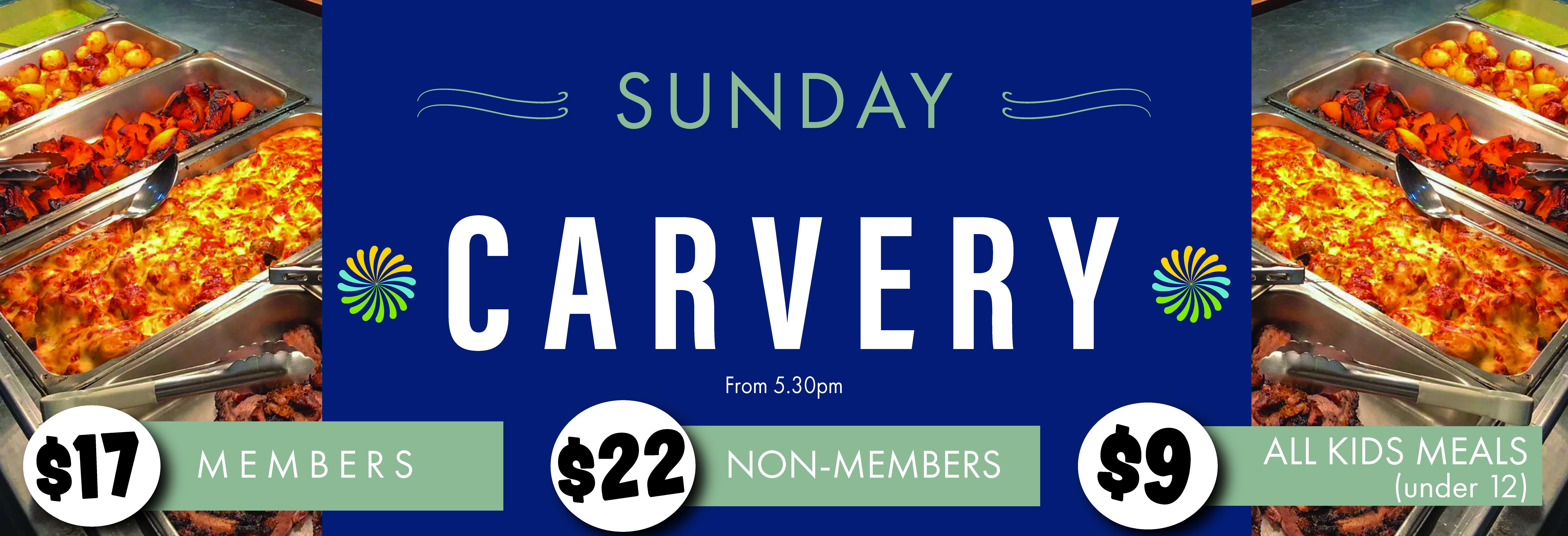 Sunday Carvery BANNER